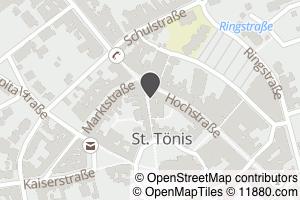 Auf Stadtplan Tönisvorst anzeigen