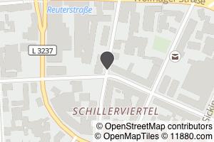 Auf Stadtplan Kassel, Hessen anzeigen