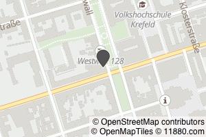 Auf Stadtplan Krefeld anzeigen