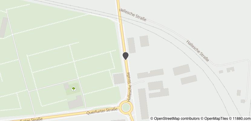 Auf Stadtplan Merseburg anzeigen