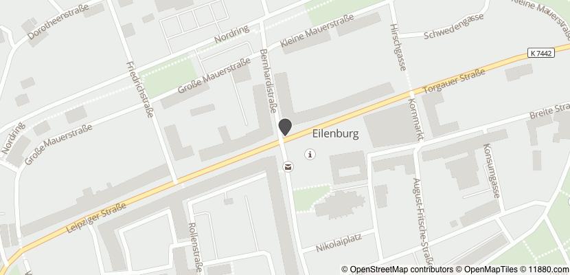 Auf Stadtplan Eilenburg anzeigen