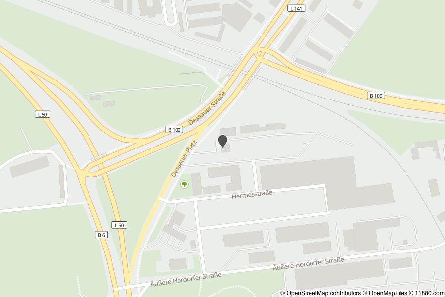 Auf Stadtplan Halle Saale Anzeigen