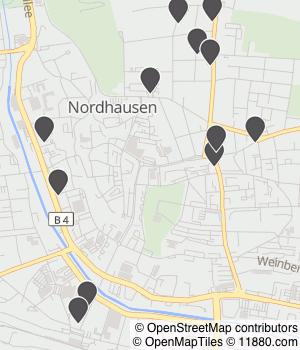 Dr Heinrich Nordhausen arzt für innere medizin nordhausen adressen im telefonbuch