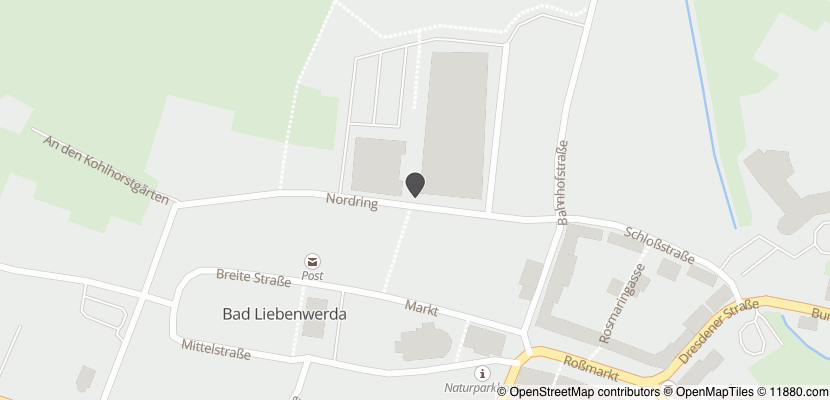 Auf Stadtplan Bad Liebenwerda anzeigen