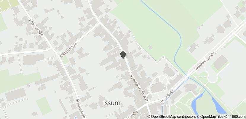 Auf Stadtplan Issum anzeigen