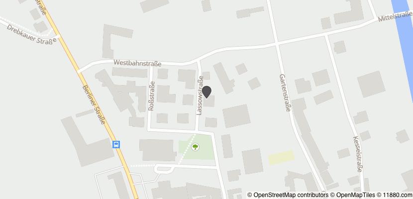 Auf Stadtplan Spremberg, Niederlausitz anzeigen