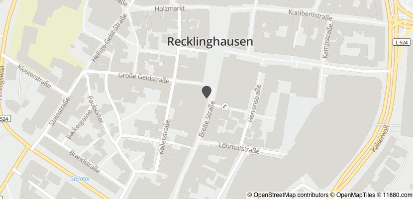 Ticket Center Recklinghausen
