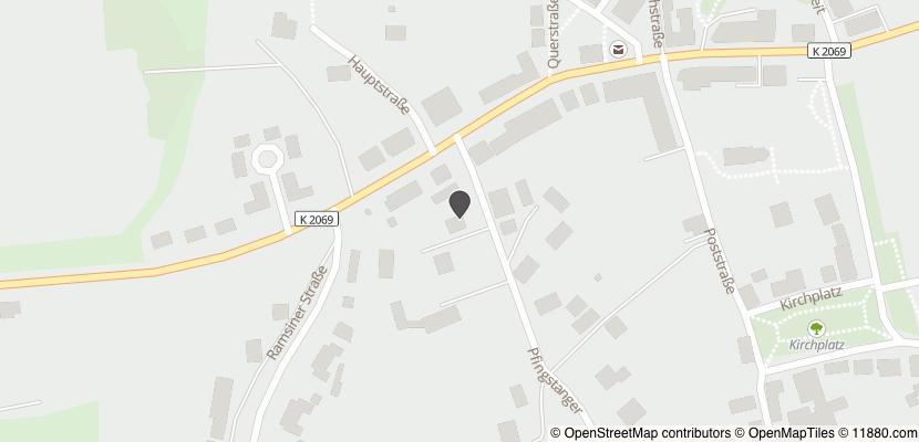 Auf Stadtplan Sandersdorf, Sachen-Anhalt anzeigen