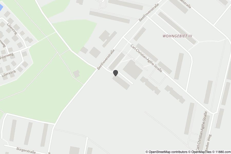 ▷ Mieterverein Hettstedt und Umgebung e.V. ✅ | Adresse