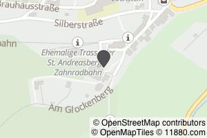 Auf Stadtplan Sankt Andreasberg anzeigen