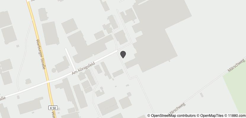Auf Stadtplan Brakel, Westfalen anzeigen