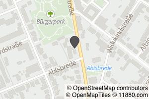 Auf Stadtplan Paderborn anzeigen