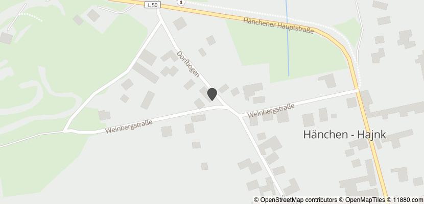 Auf Stadtplan Kolkwitz, Niederlausitz anzeigen