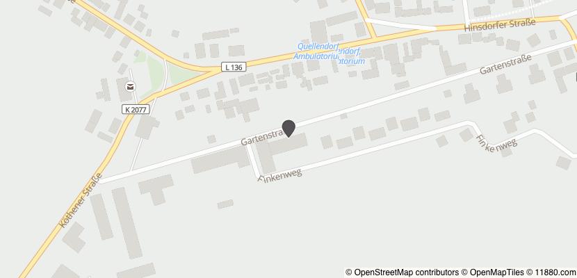 Auf Stadtplan Quellendorf anzeigen