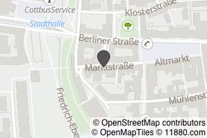 Auf Stadtplan Cottbus anzeigen