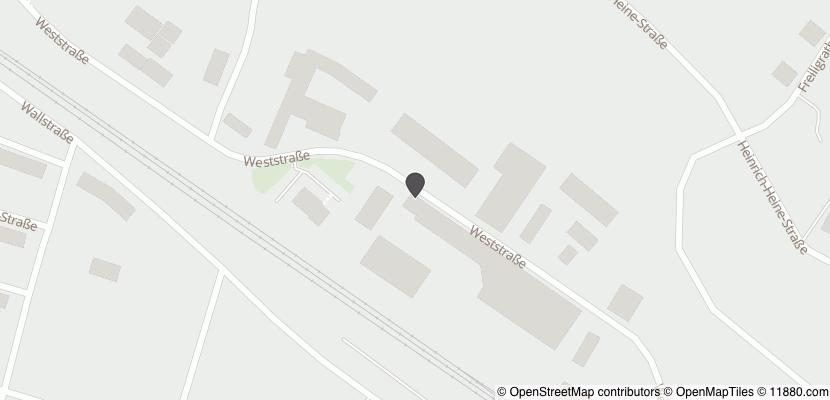 Auf Stadtplan Aschersleben, Sachsen-Anhalt anzeigen