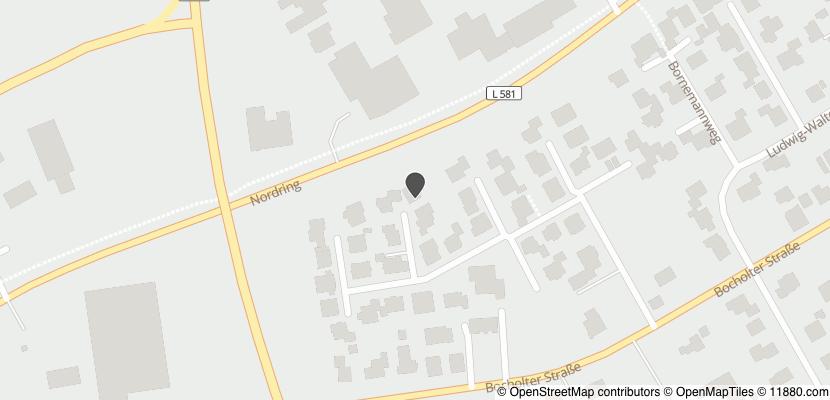 Auf Stadtplan Borken, Westfalen anzeigen