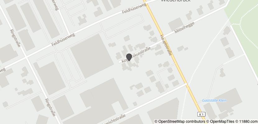 Auf Stadtplan Rheda-Wiedenbrück anzeigen