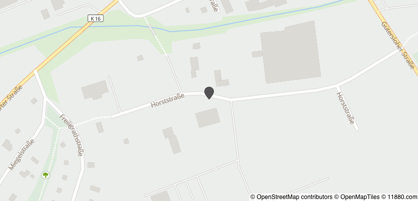 Auf Stadtplan Steinhagen, Westfalen anzeigen