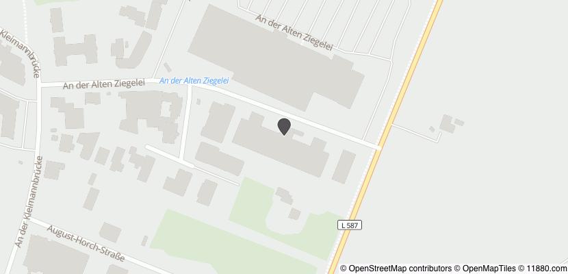 Auf Stadtplan Münster, Westfalen anzeigen