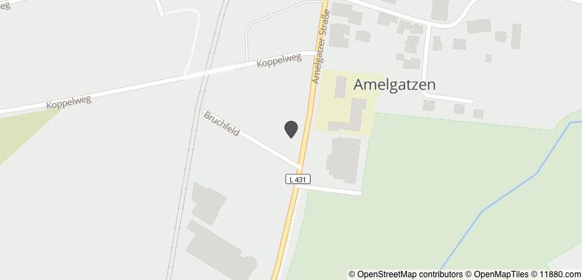 Auf Stadtplan Emmerthal, Niedersachsen anzeigen