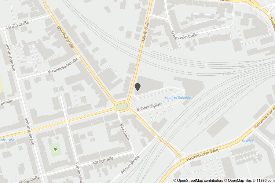 Hameln Karte.Einstein Restaurant Hameln öffnungszeiten Telefon Adresse