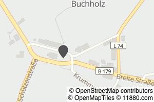 Auf Stadtplan Märkisch Buchholz anzeigen