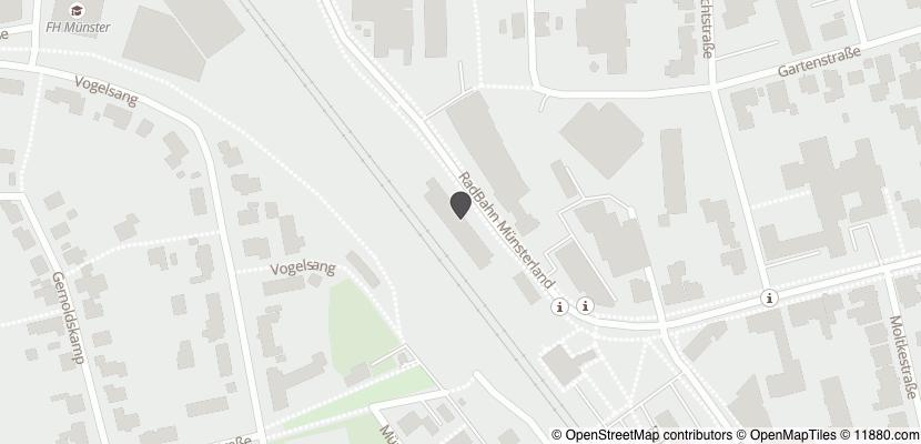 Auf Stadtplan Steinfurt, Westfalen anzeigen