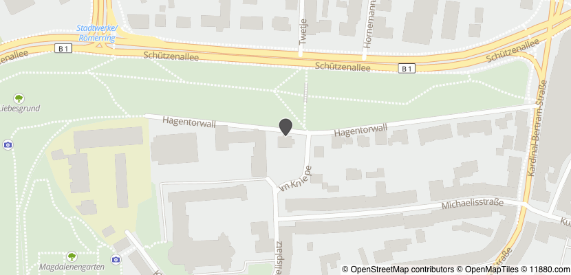 Auf Stadtplan Hildesheim anzeigen