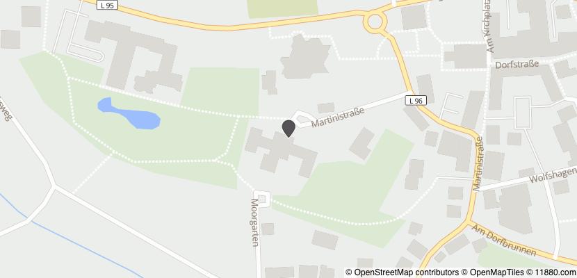 Auf Stadtplan Hagen am Teutoburger Wald anzeigen