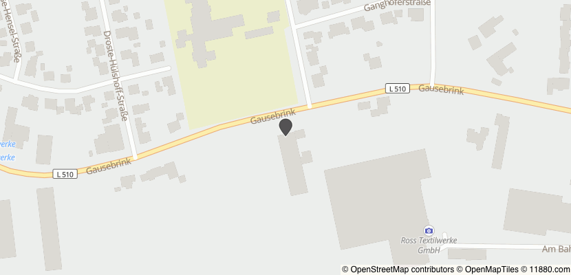 Auf Stadtplan Ochtrup anzeigen