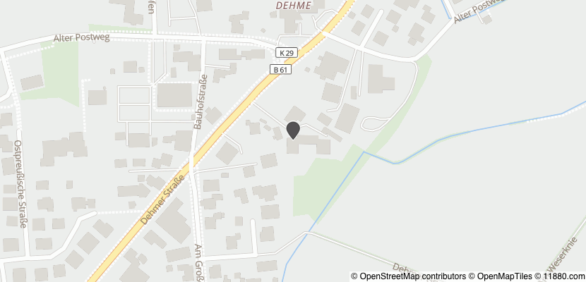 Auf Stadtplan Bad Oeynhausen anzeigen