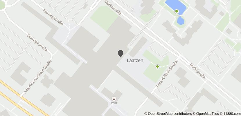 Auf Stadtplan Laatzen bei Hannover anzeigen