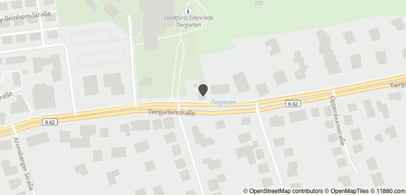 ▷ Tiergartenschänke ✅ | Tel. (0511) 5120... ☎ - Bewertung