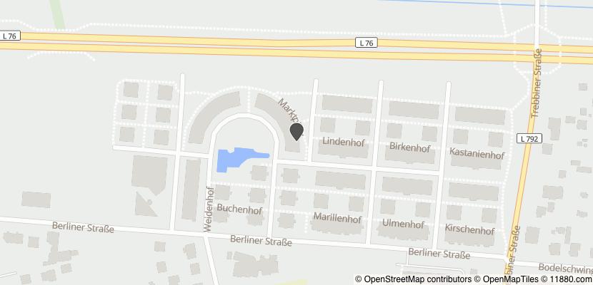 Auf Stadtplan Blankenfelde-Mahlow anzeigen