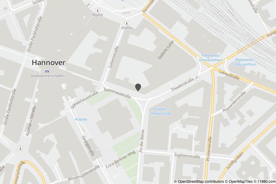 Europa Versicherung Hannover Mitte Offnungszeiten Telefon Adresse