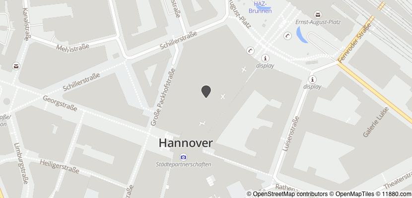 Auf Stadtplan Hannover anzeigen