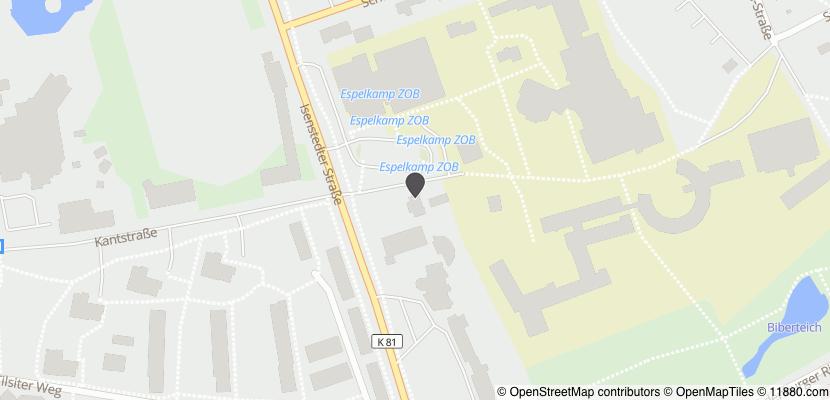 Auf Stadtplan Espelkamp anzeigen