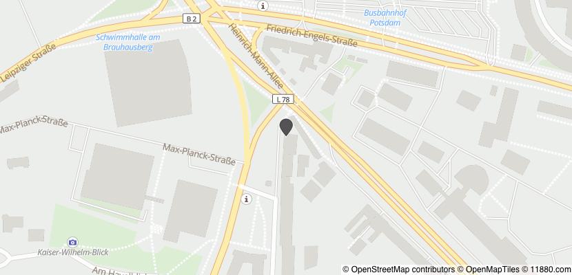 ▷ Getränke Hoffmann GmbH ✅ | Tel. (0331) 2402... ☎ - Adresse