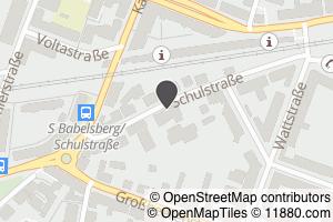 Auf Stadtplan Potsdam anzeigen