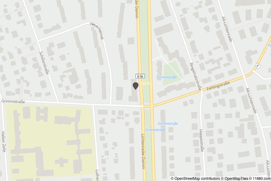 Karte Berlin Lichtenrade.Mrs Sporty Gmbh Fil Berlin Lichtenrade Tel 030 841119