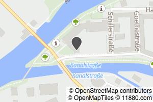 Auf Stadtplan Brandenburg an der Havel anzeigen