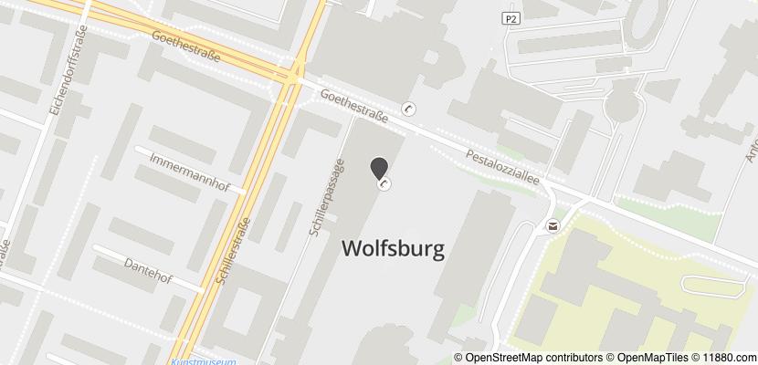 Auf Stadtplan Wolfsburg anzeigen
