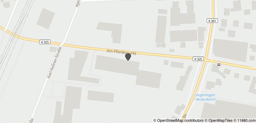 Auf Stadtplan Langenhagen, Hannover anzeigen