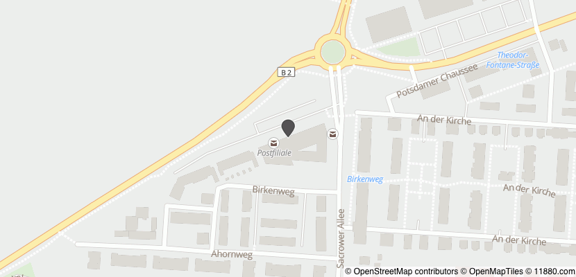 ▷ Getränke Hoffmann GmbH ✅ | Tel. (033201) 310... ☎ - Adresse