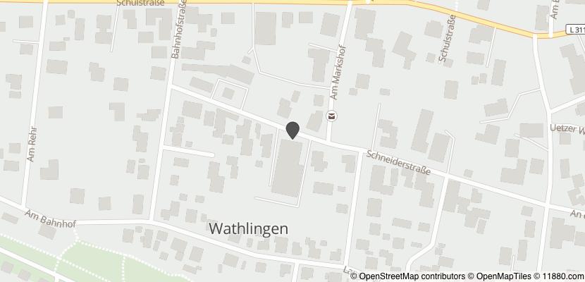 Auf Stadtplan Wathlingen anzeigen