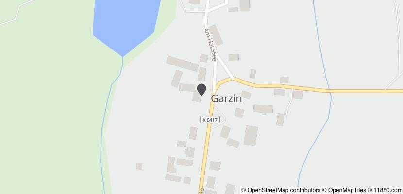 Auf Stadtplan Garzau-Garzin anzeigen