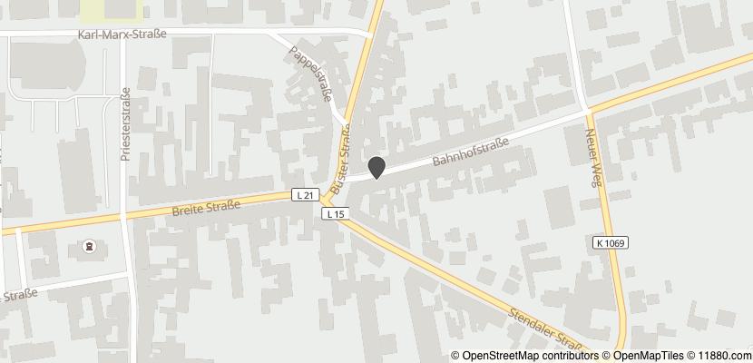 Auf Stadtplan Bismark, Altmark anzeigen