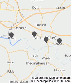 Deutsche Küche Achim - Adressen im Telefonbuch
