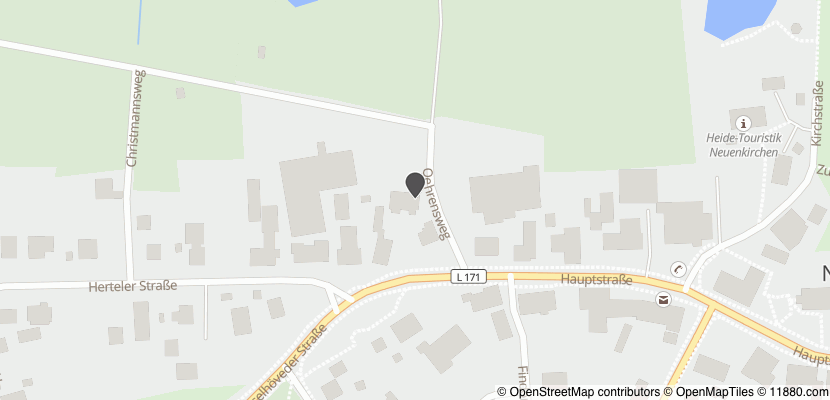 Auf Stadtplan Neuenkirchen, Lüneburger Heide anzeigen